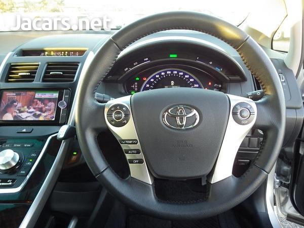 Toyota SAI 2,4L 2014-6