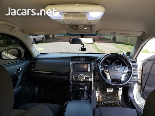Toyota Mark X 3,5L 2011-11