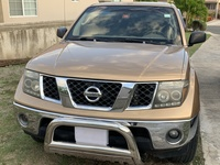 Nissan Frontier 4,0L 2005