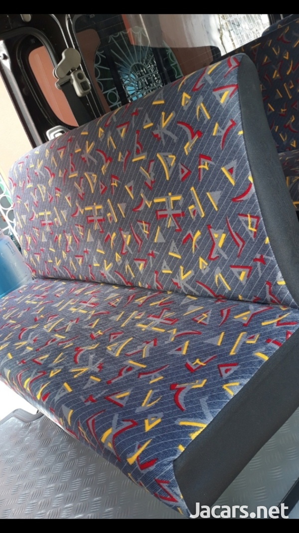 BUS SEATS WITH COMFORT AND STYLE.CONTACT 8762921460-9