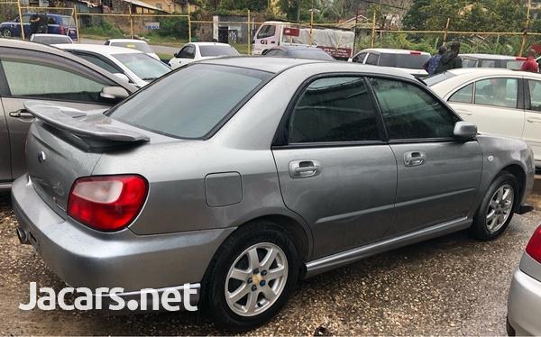 Subaru Impreza 1,5L 2007-3