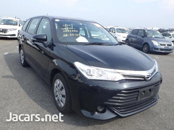 Toyota Fielder 1,5L 2017-1