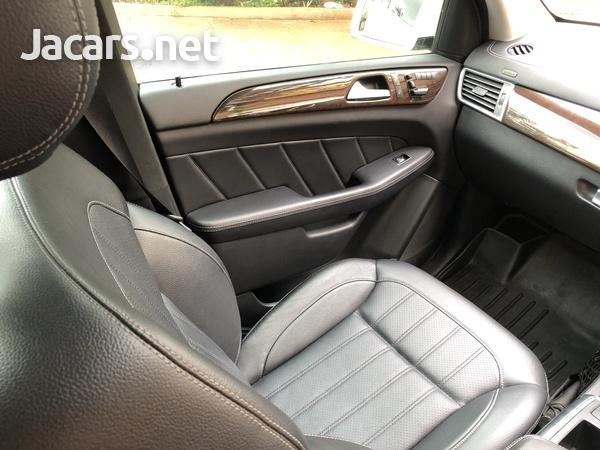 Mercedes-Benz GLS-Class 3,0L 2016-11
