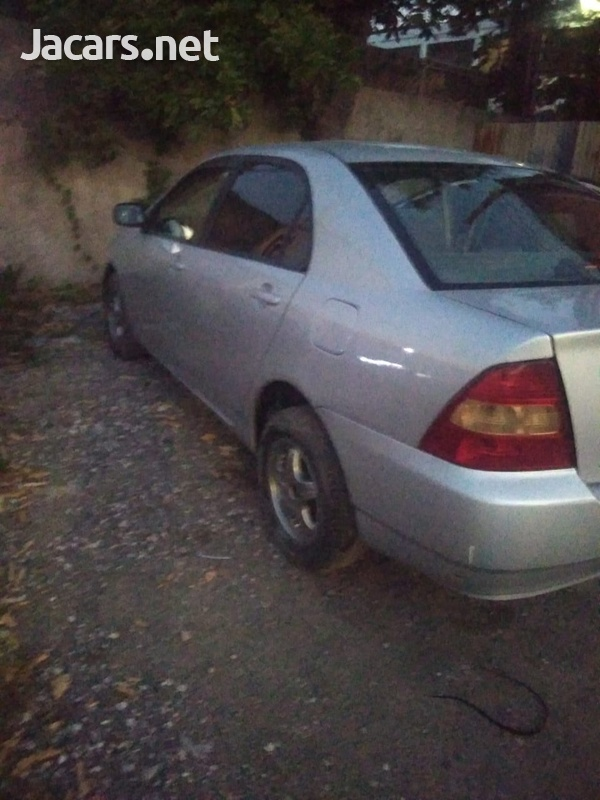 Toyota Corolla 1,8L 2001-10