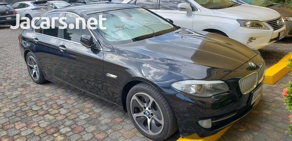 BMW 5-Series 2,9L 2012-2