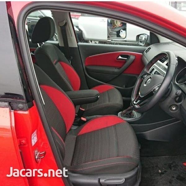 Volkswagen Polo 1,3L 2016-8