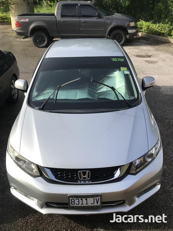Honda Civic 1,5L 2014-1