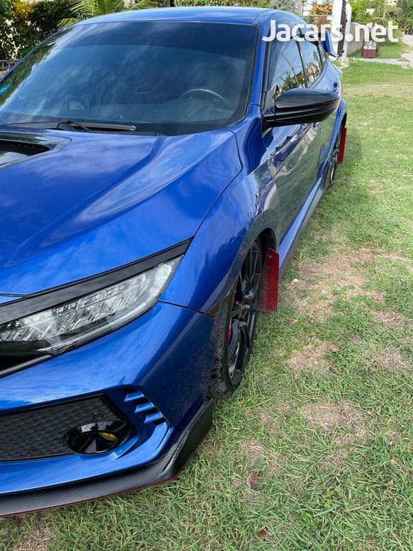 Honda Civic 2,0L 2019-12