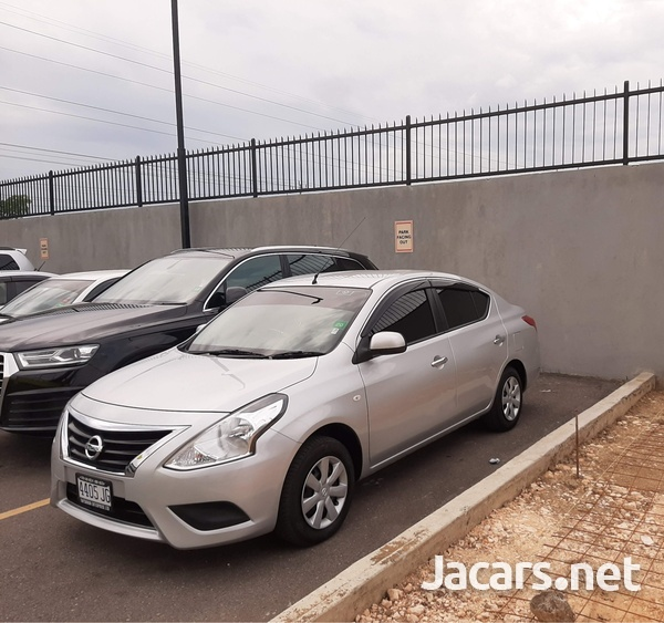 Nissan Latio 1,5L 2015-3