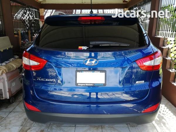 Hyundai Tucson 2,0L 2014-5