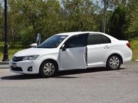 Toyota Axio 1,5L 2013