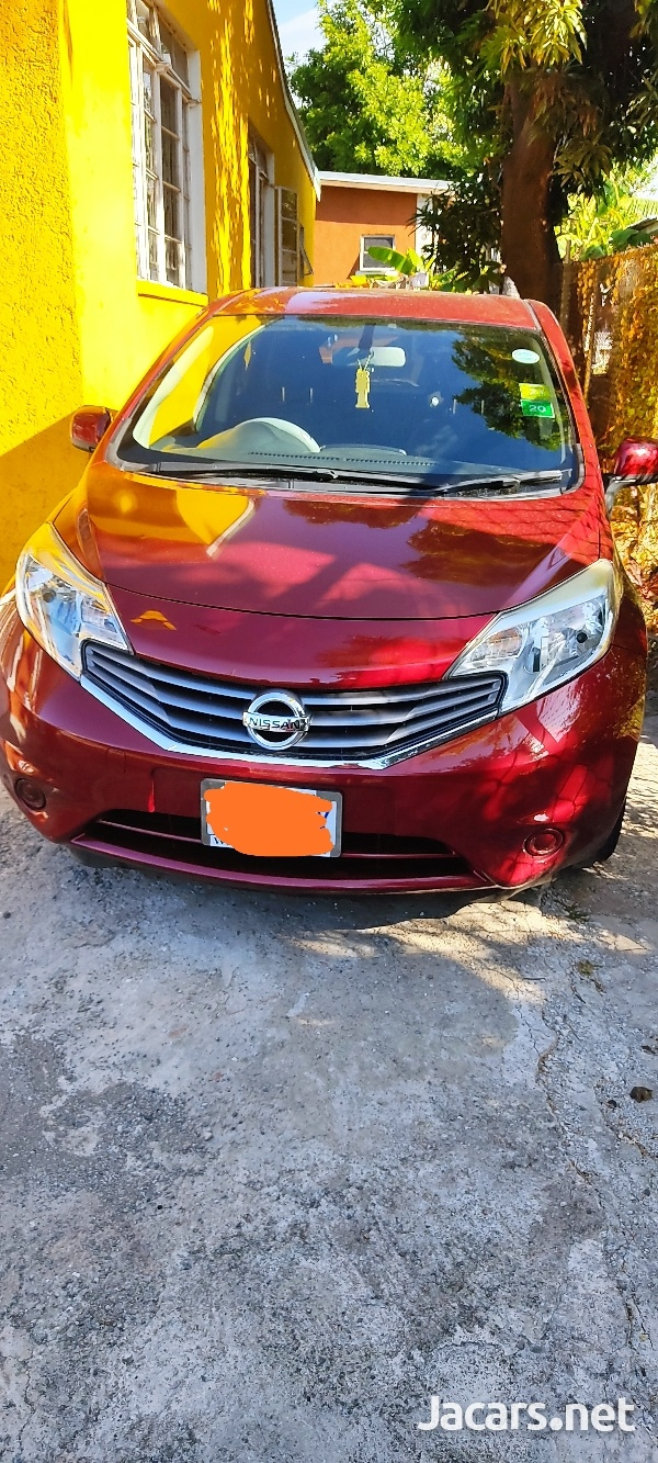 Nissan Note 1,2L 2013-1