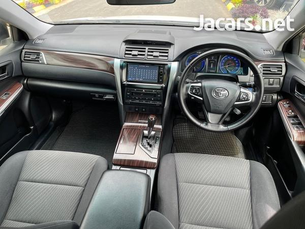 Toyota Camry 2,5L 2015-8
