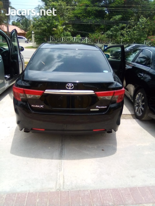 Toyota Mark X 3,5L 2015-5