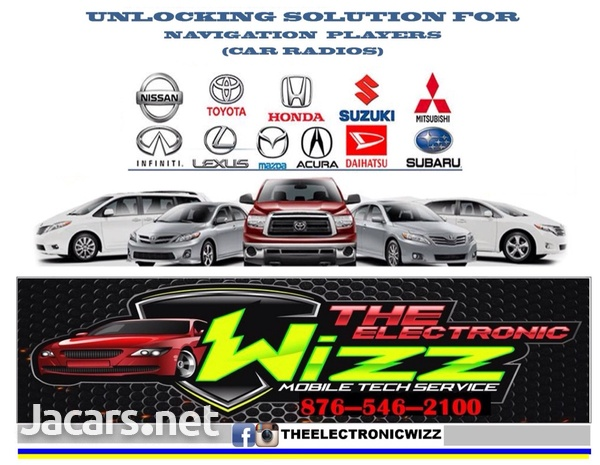 Vehicle Radio Reprogramming and Assessories.-2