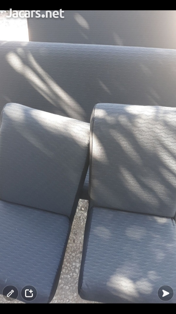 HAVE YOUR BUS FULLY SEATED OUT.WE BUILD AND INSTALL BUS SEATS.CONTACT 8762921460-12