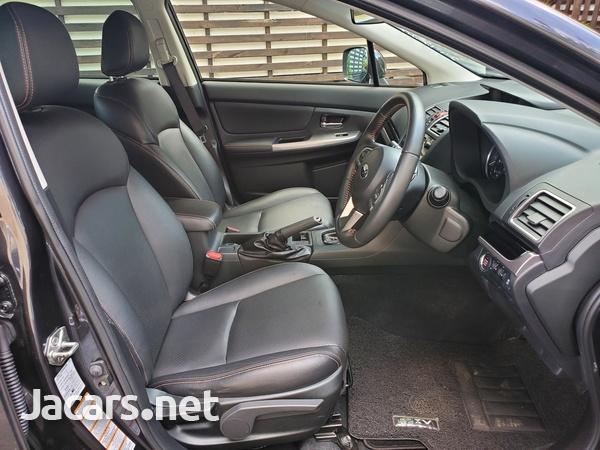 Subaru XV 1,6L 2016-7