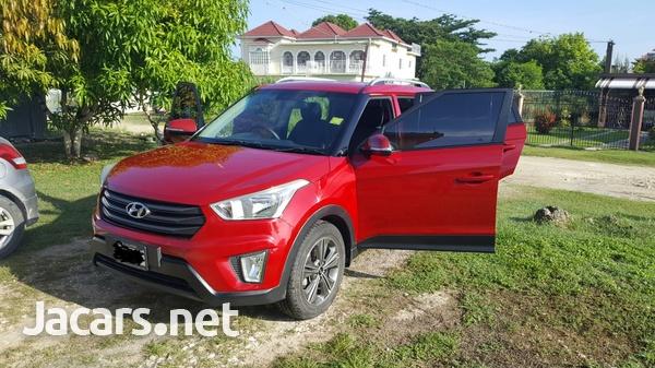 Hyundai Creta 1,6L 2016-5