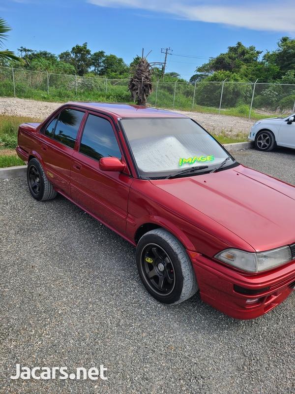 Toyota Corolla 1,5L 1990-3