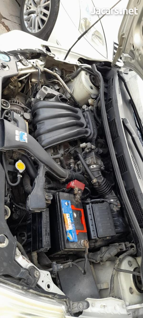 Nissan Tiida 1,5L 2007-11