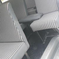 GET YOUR BUS FULLY SEATED WITH FOUR ROWS.CALL 8762921460