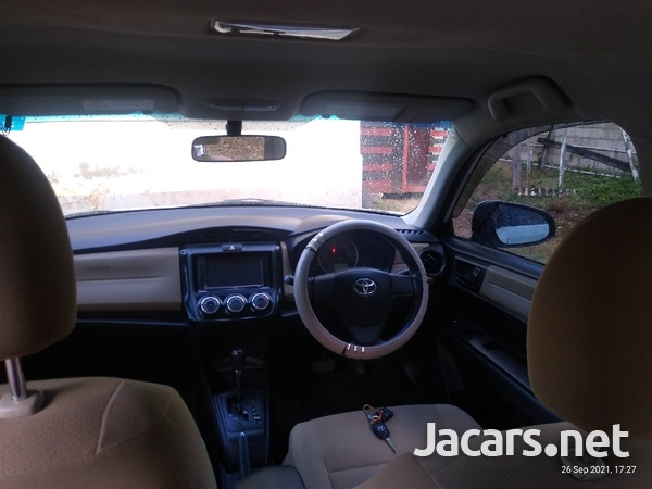 Toyota Axio 1,5L 2013-15