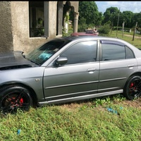 Honda Civic 1,6L 2005