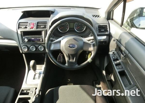 Subaru Impreza 1,6L 2014-5