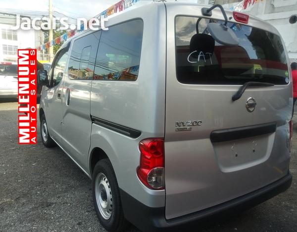 Nissan NV200 1,5L 2015-11