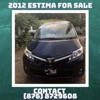 Toyota Estima 2,4L 2012