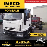 Iveco Cab and Chassis 2006