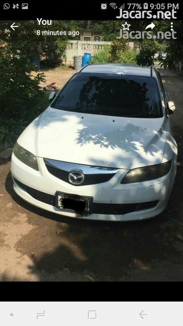 Mazda Atenza 2,0L 2007-5