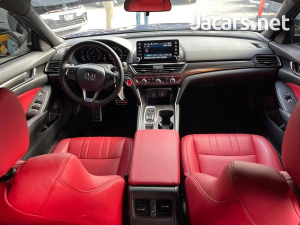 Honda Accord 2,0L 2020-6