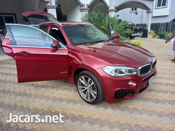 BMW X6 3,5L 2015-6