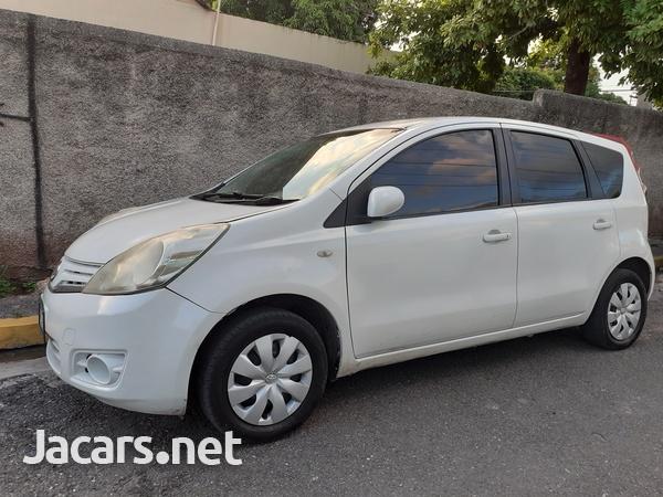 Nissan Note 1,5L 2011-4