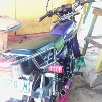 2020 Champion Motorbike