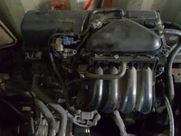 Engine and Transmission and body parts