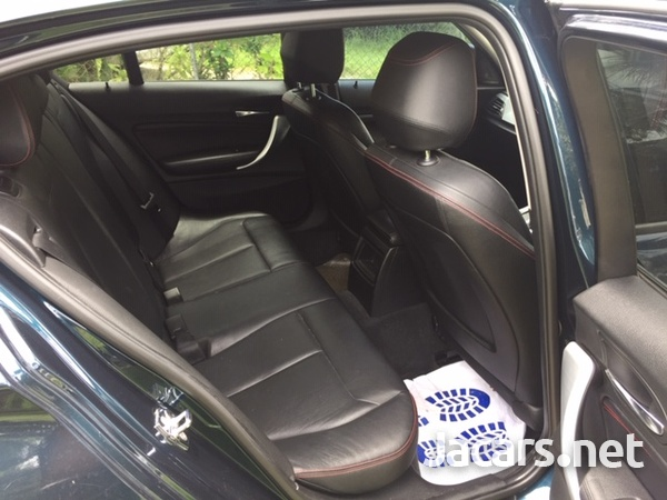 BMW 1-Series 1,6L 2012-7