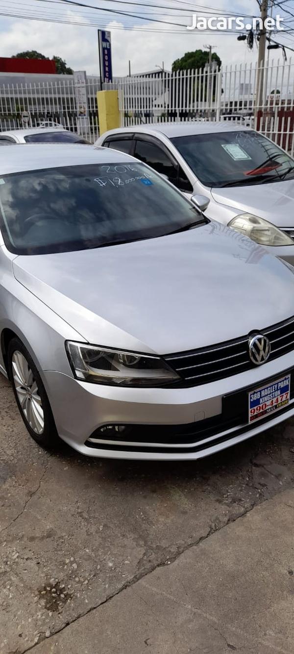 Volkswagen Jetta 1,4L 2016-7