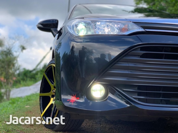 Toyota Axio 1,8L 2016-9