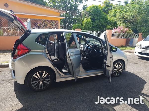 Honda Fit 1,5L 2013-4