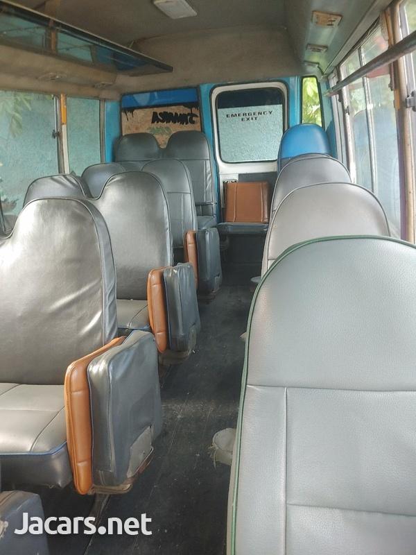 2003 Toyota Coaster Bus-2