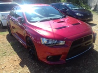 Mitsubishi Evolution 1,6L 2013