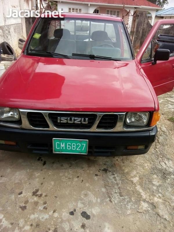 Isuzu Pick-up 2,3L 1992-3