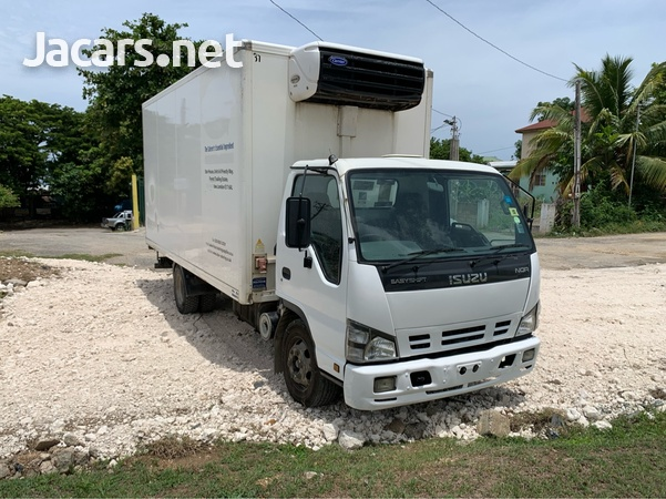 2008 Isuzu NQR Refridgeration Truck-3