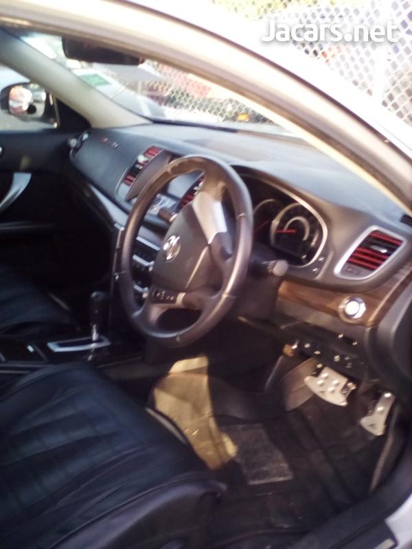 Nissan Teana 2,5L 2012-10