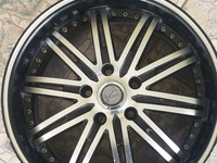 4, 17inch Rims. Great condition