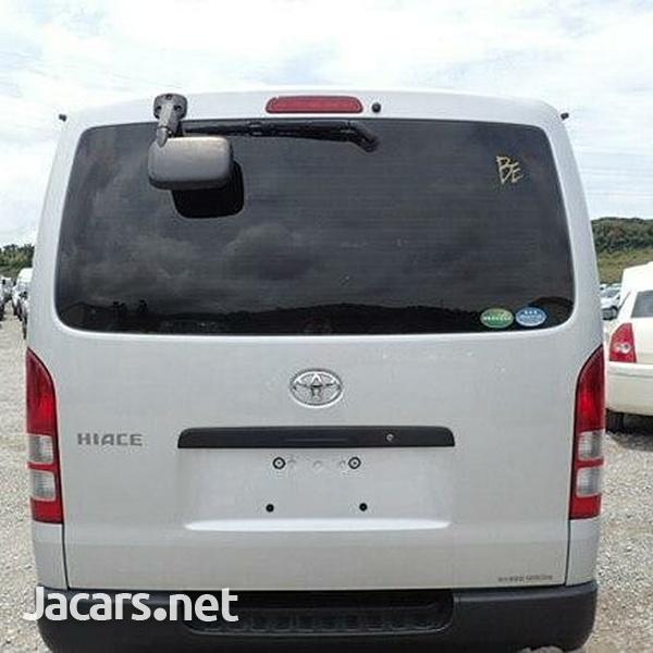 Toyota Hiace Bus 2,0L 2013-2