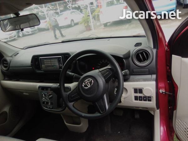 Toyota Passo 1,0L 2017-4