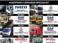 TRUCK PARTS AND MACHINERY SALES